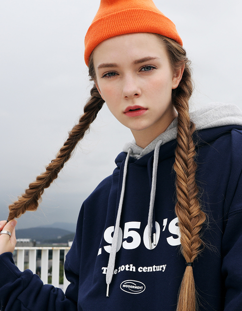 1950 COUNTRY HOODIE(navy)